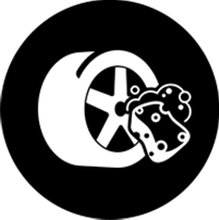 Tire Detailing Icon